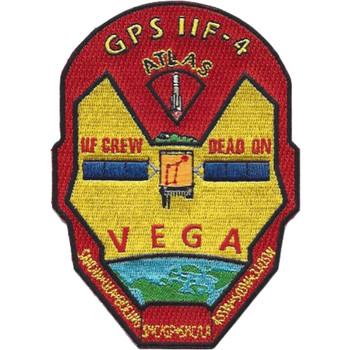 SP-50 GPS IIF Atlas Vega Patch