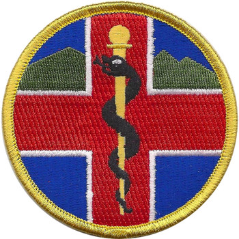 31st Aerospace Medicine Squadron Patch