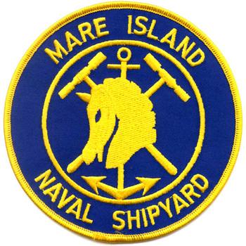 Shipyard Mare Island Patch
