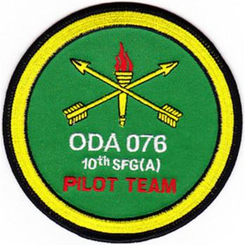 SFG ODA-076 Patch