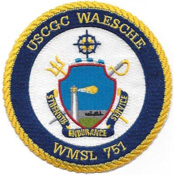 WMSL-751 Waesche Patch