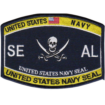 Navy Seal Hat Patch