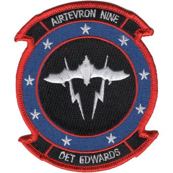 VX-9 Det Edwards AFB Patch