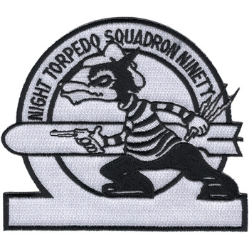 VT(N)-90 WWII Torpedo Squadron Patch