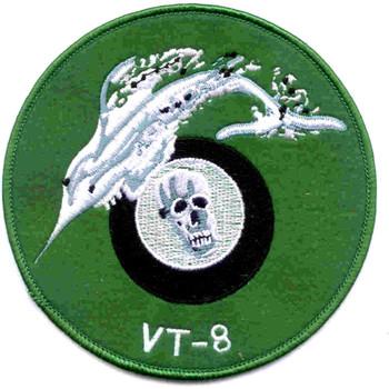 VT-8 Patch Torpedo Squadron