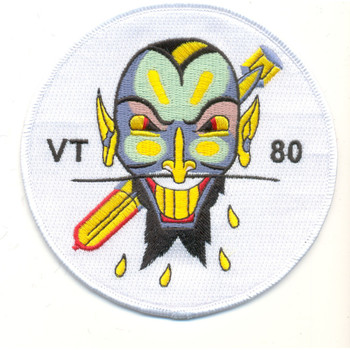 VT-80 Aviation Torpedo Squadron Eighty Patch