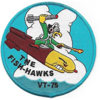 VT-75 Torpedo Squadron Patch