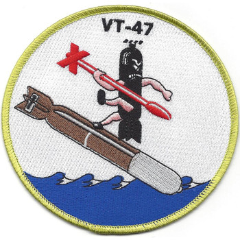 VT-47 Torpedo Squadron Patch