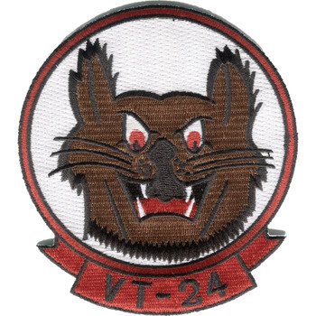 VT-24 Training Squadron Patch
