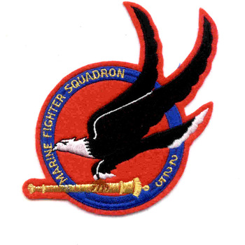 VMF-225 Fighter Squadron Two Two Five Patch Vagabonds