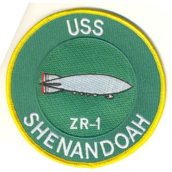 ZR-1 USS Shenandoah Patch