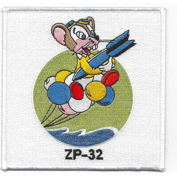 ZP-32 Patch The Flying Mouse