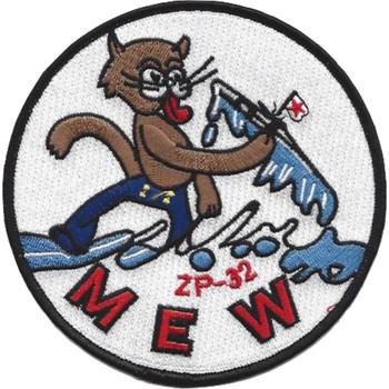 ZP-32 Aviation Airship Patrol Squadron Patch - Version A
