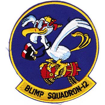 ZP-12 Patch Blimp Squadron 12