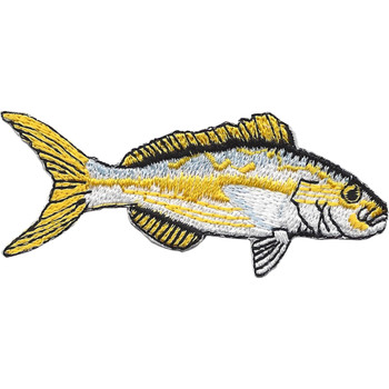 Yellowtail Snapper Patch