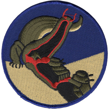 WWII Amphibious Alligator Patch