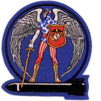 VSMB-143 Scout Bombing Squadron Patch