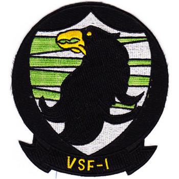 VSF-1 Patch Warhawks