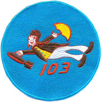 VSBN-103 Night Training Squadron One Hundred Three Patch