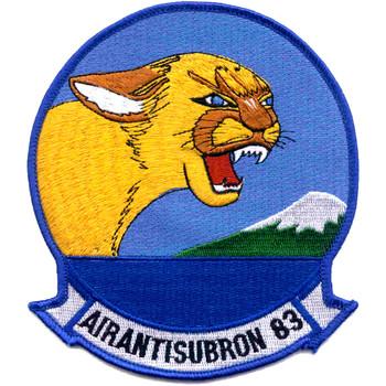 VS-83 Patch Air Anti-Submarine Squadron
