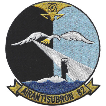 VS-82 Air Anti-Submarine Squadron Patch