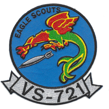 VS-721 Reserve Air Anti-Submarine Squadron Patch