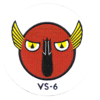 VS-6 Aviation Air Scouting Squadron Patch