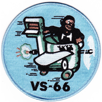 VS-66 Air Sea Control Squadron Seventy Three Patch WWII
