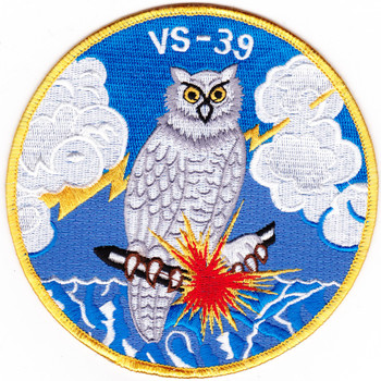VS-39 Patch Hoot Owls Patch