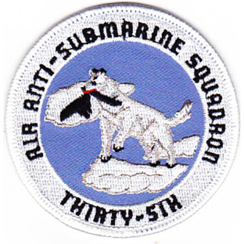VS-36 Patch Gray Wolves