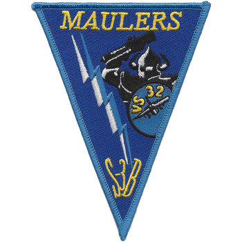 VS-32 Patch Maulers S-3B Patch