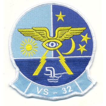 VS-32 Patch All Seeing Eye Patch