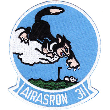 VS-31Patch Airasron 31 Top Cats