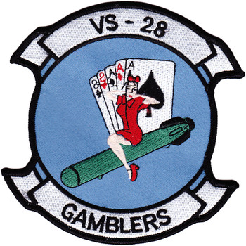 VS-28 Squadron Patch