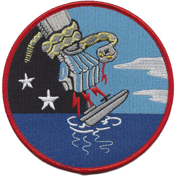 VS-26 AntiSubmarine Squadron Patch