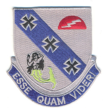 309th Infantry Regiment Patch