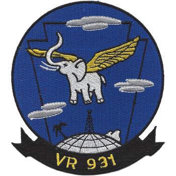 VR-931 Patch