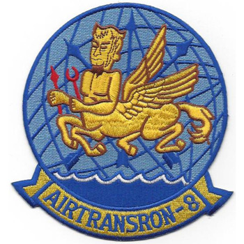 VR-8 Air Transport Squadron Patch