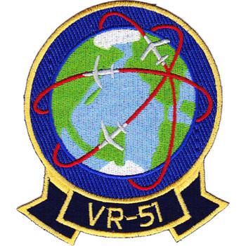 VR-51 Fleet Logistics Support Squadron Patch