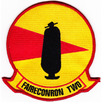 VQ-2 Aviation Fleet Air Reconnaissance Squadron Patch-Spook