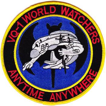 VQ-1 Fleet Air Reconnaissance Squadron Ball Cap Version