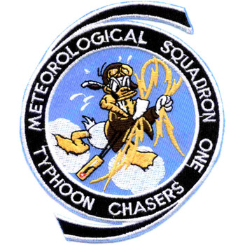 VPM-1 Patch Typhoon Chasers