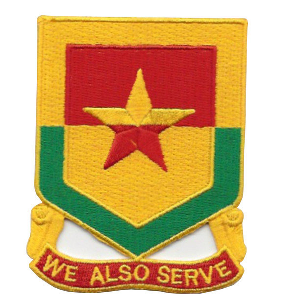 313rd Cavalry Regiment Patch
