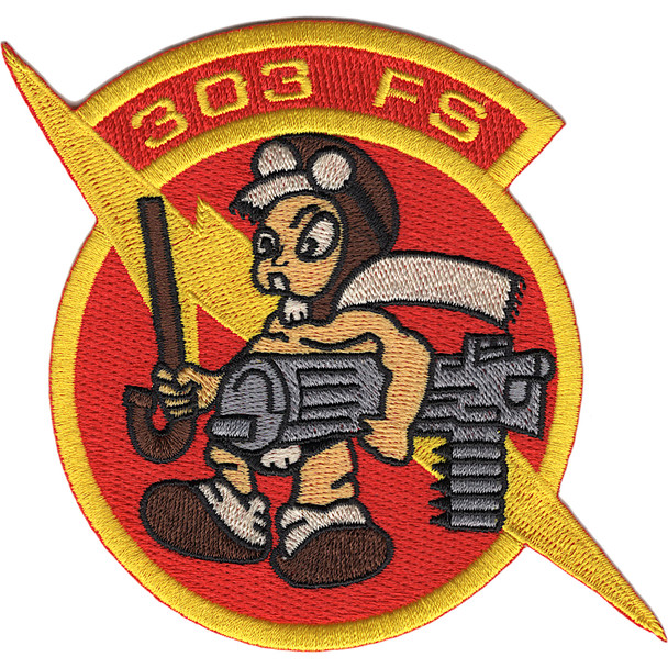 303rd Fighter A-10 Squadron Patch