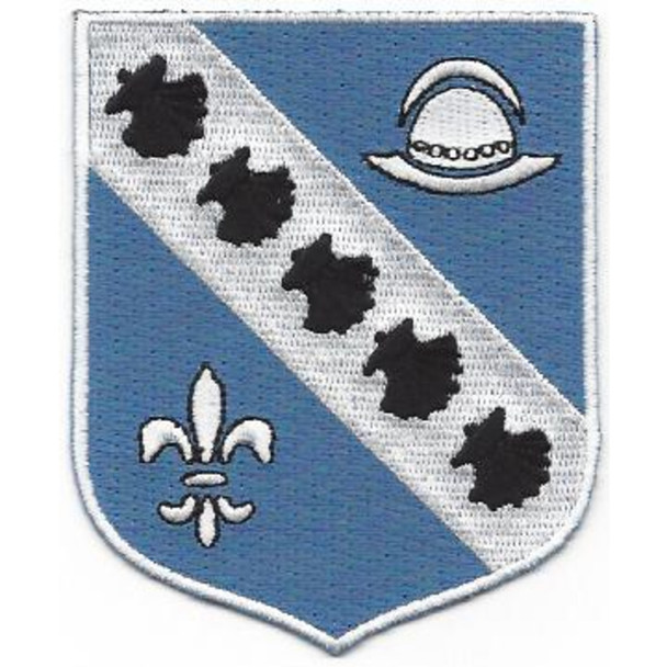 302nd Infantry Regiment Patch
