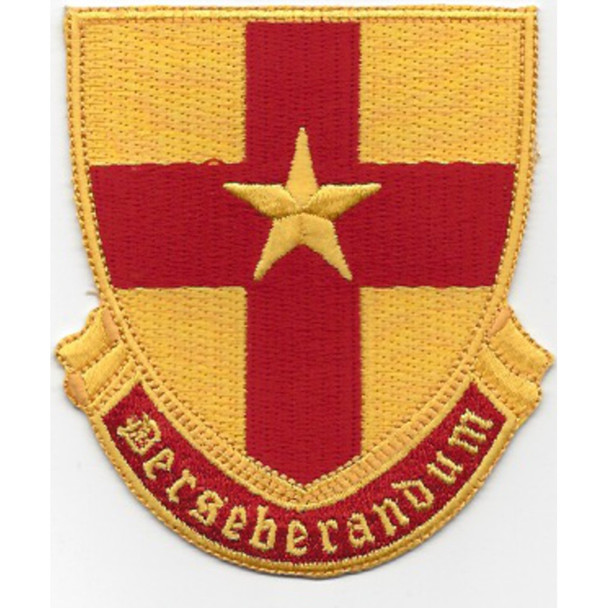 307th Cavalry Regiment Patch