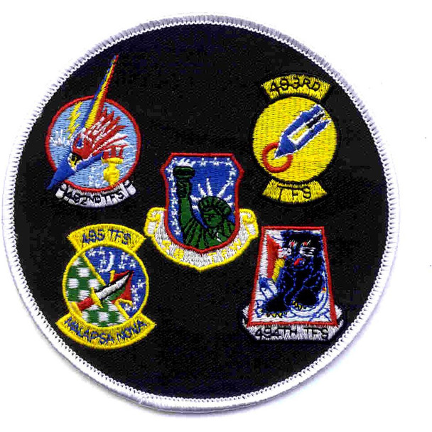 48th Tactical Fighter Wing Gaggle Patch