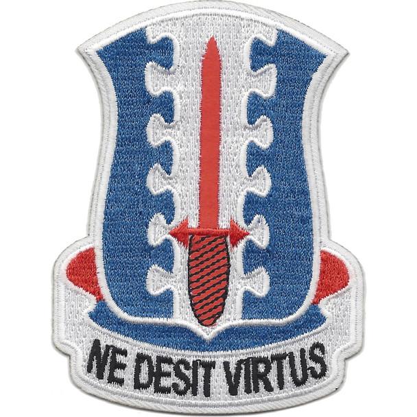 187th Airborne Infantry Regiment Patch