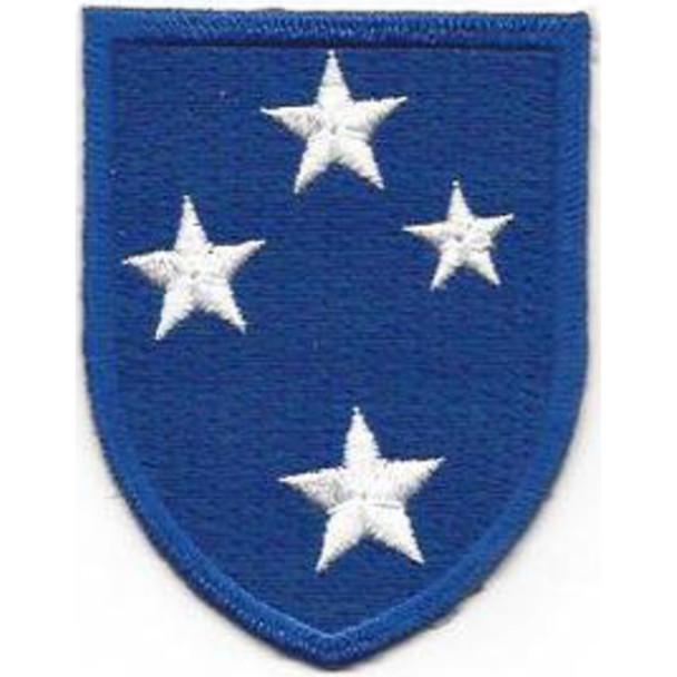 23rd Infantry Division Shoulder Sleeve Patch