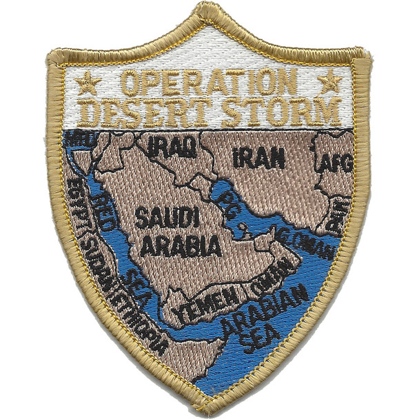 Operation Desert Storm Map Patch